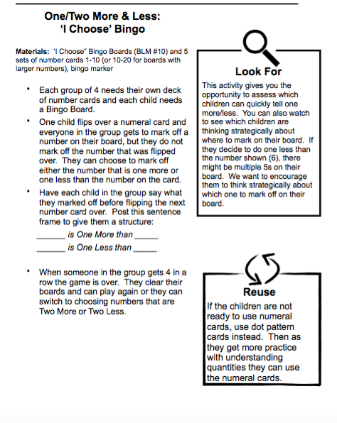 Fluency Through Flexibility book - sample activity