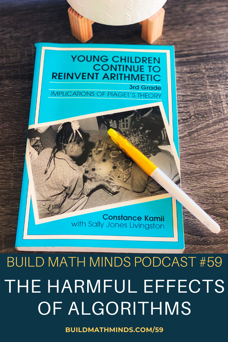 As you start off the school year, I want you to keep in mind what is really important as we're trying to teach mathematics to our students.